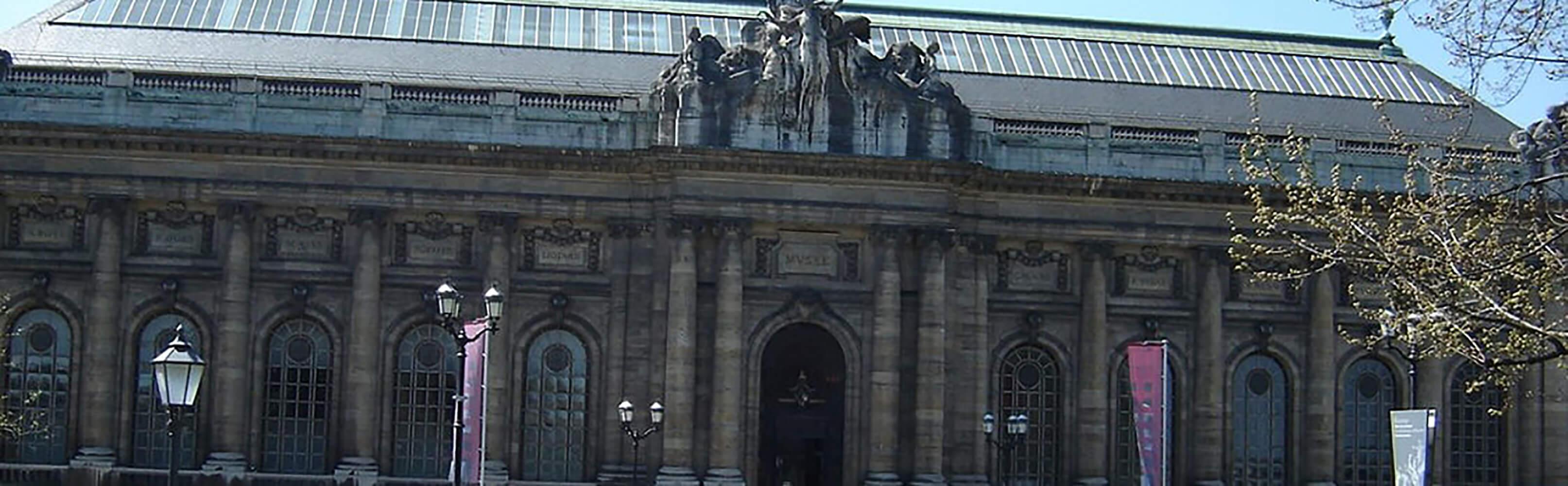 Kunst- und Geschichtsmuseum Genf 1