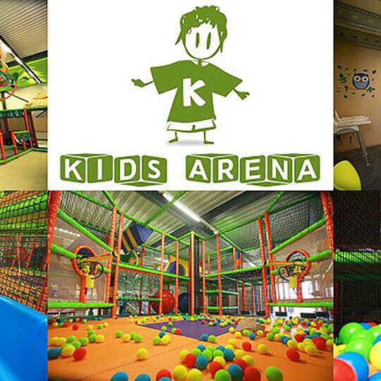 Kids Arena Indoor Kinder Spielplatz, Funpark