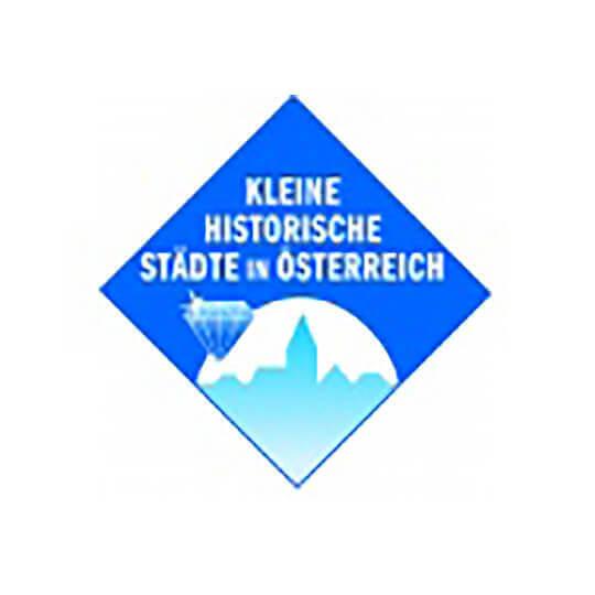 Logo zu Kleine Historische Städte heißen Sie willkommen!