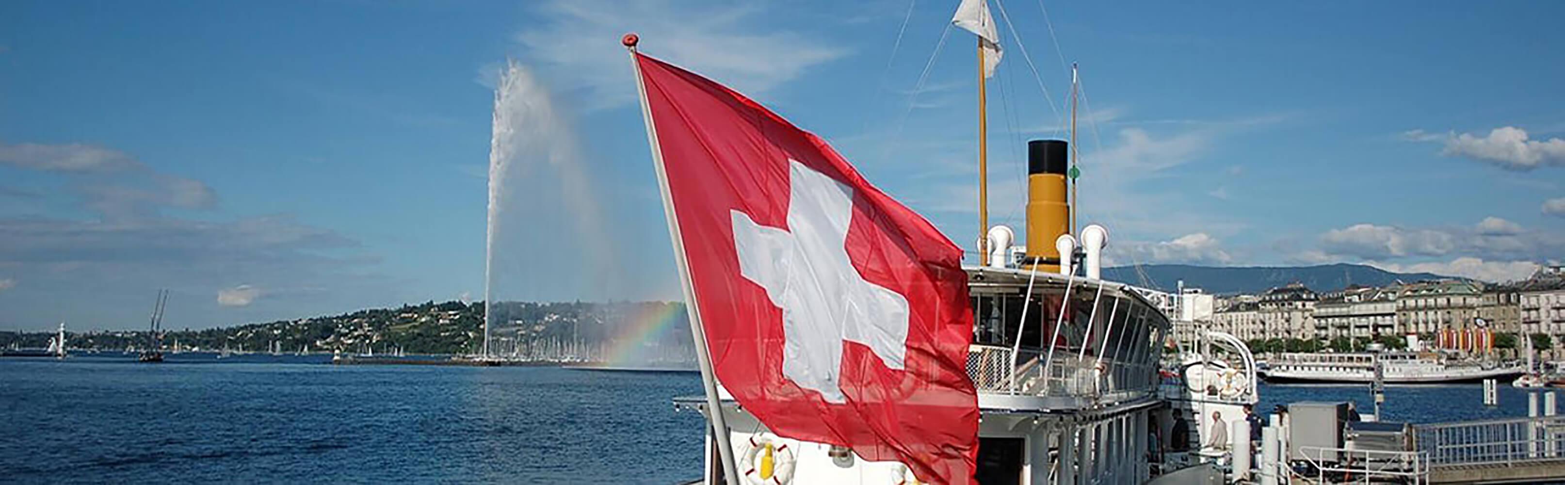 Genfersee (Lac Léman) Schifffahrt 1