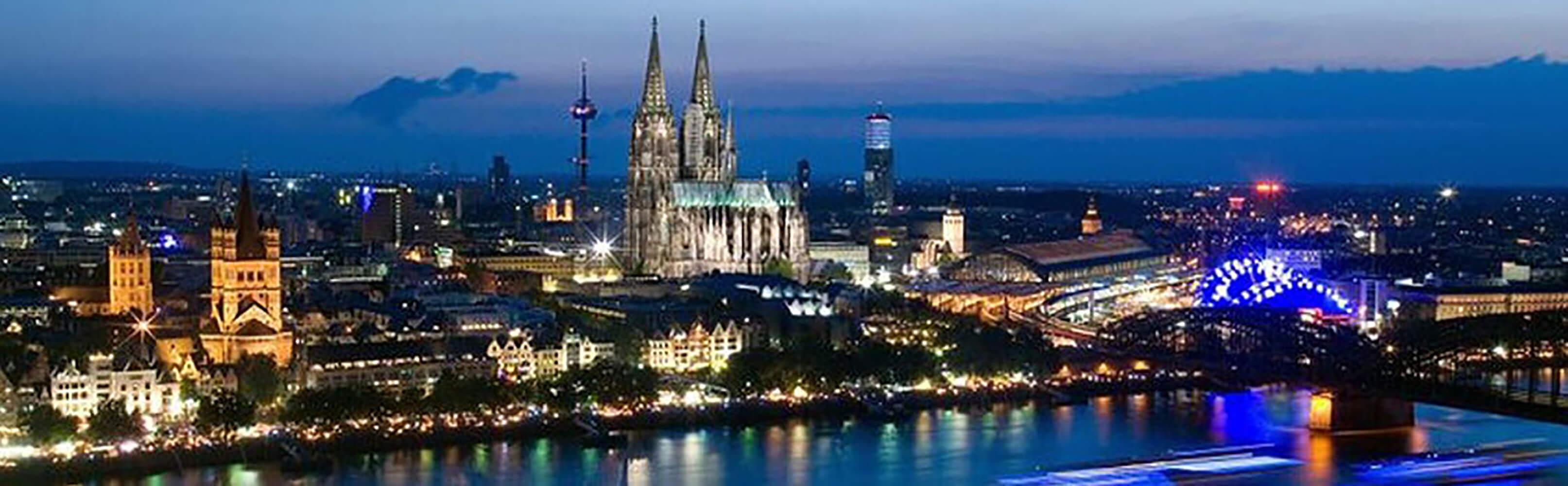 Köln - Metropole am Rhein 1