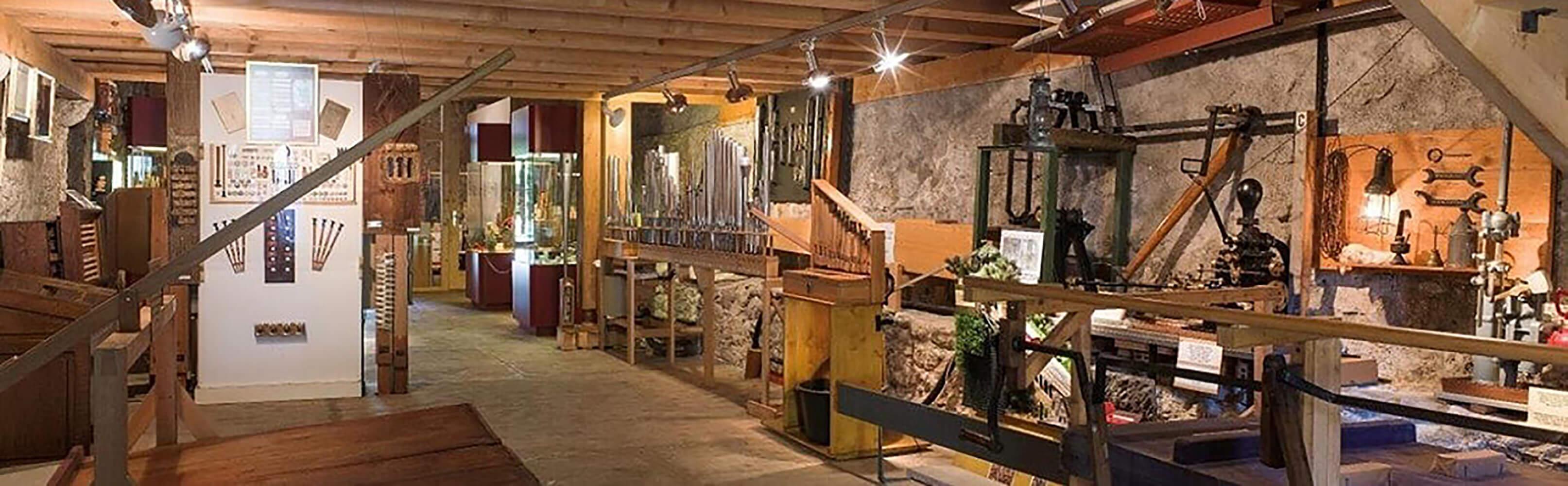 Musée Suisse de l'orgue Roche 1