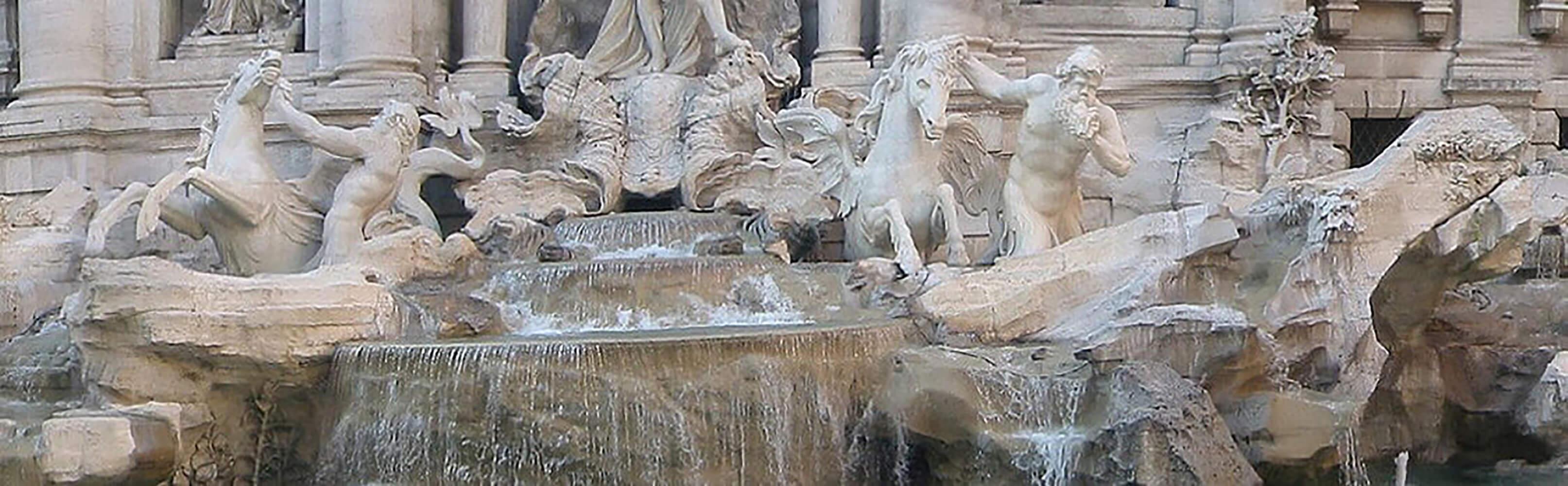 Trevi-Brunnen 1