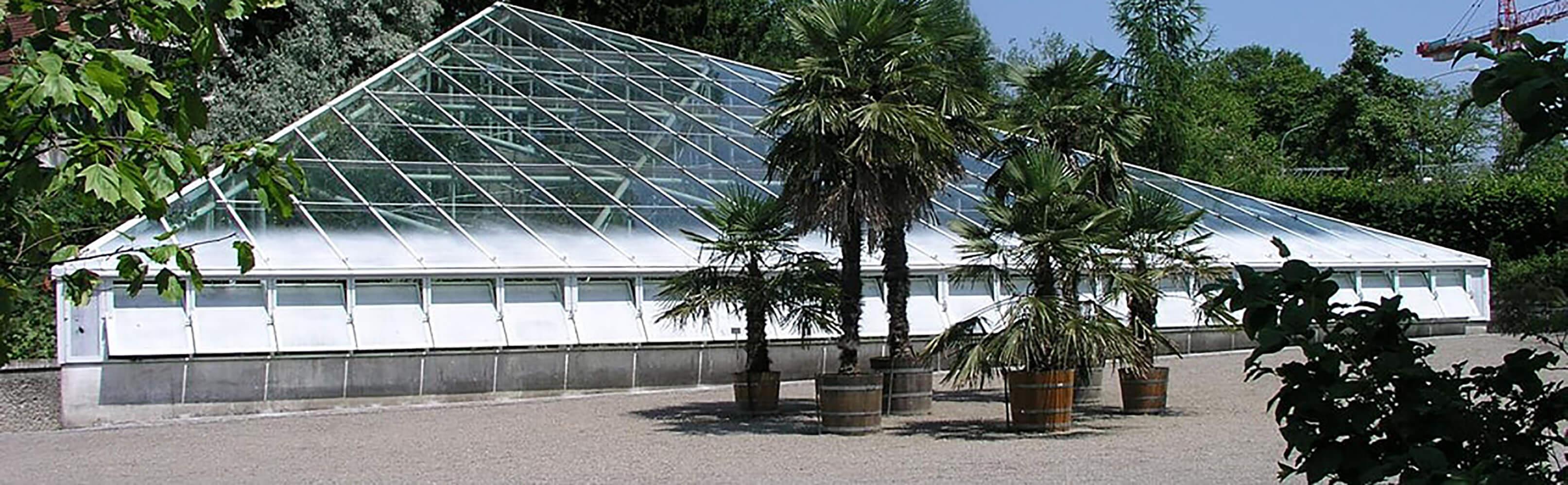 Botanischer Garten St. Gallen 1
