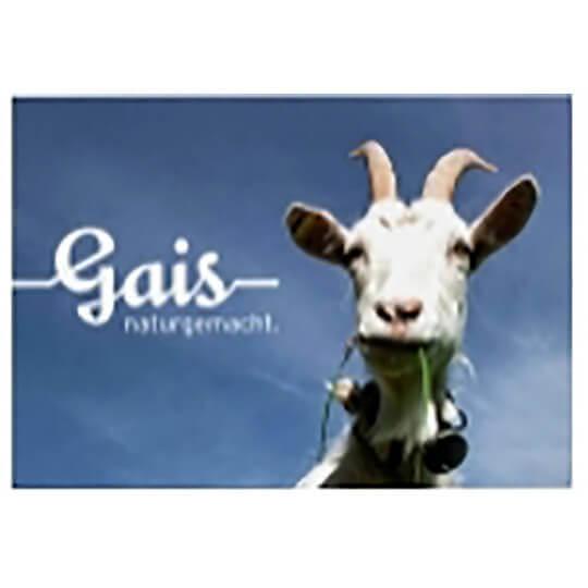 Logo zu Gais - naturgemacht.