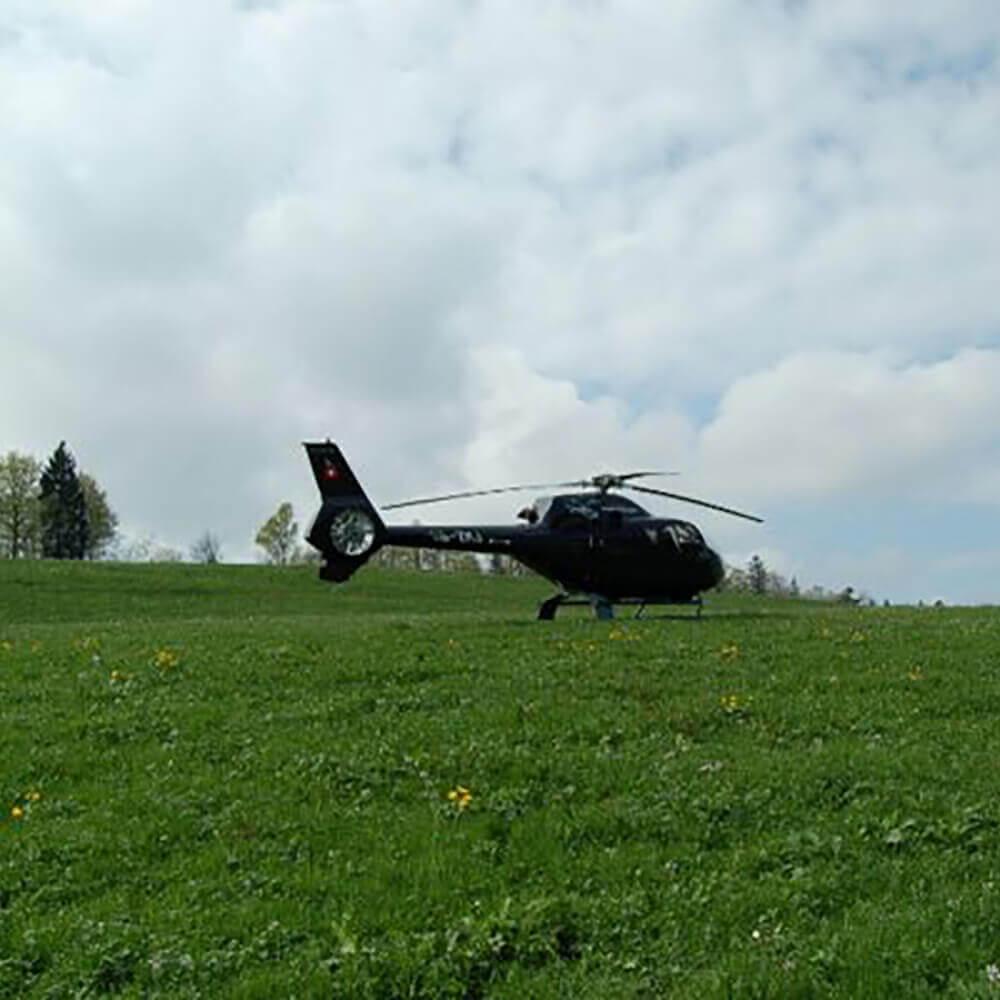 Helivent - Helikopterflug - Rundflug