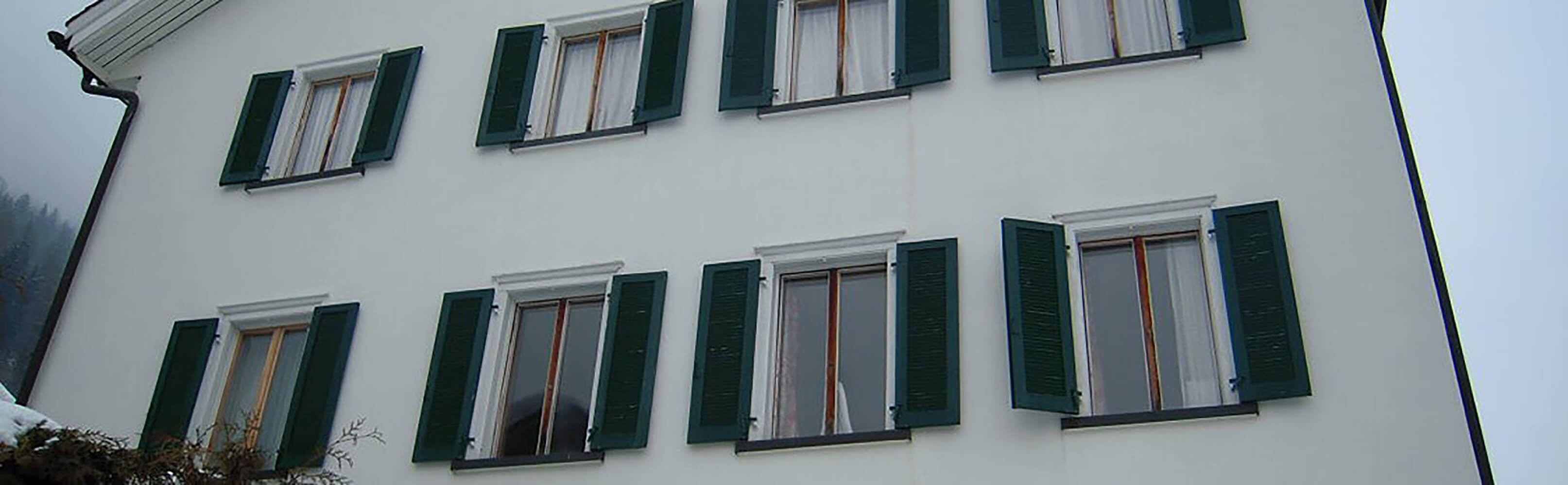 Lagerhaus / Gruppenhaus Ringel Trin 1