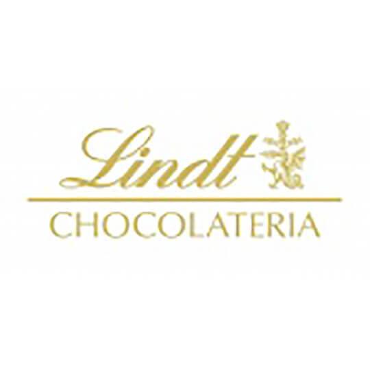 Logo zu LINDT CHOCOLATERIA - das Schokoladen-Erlebnis