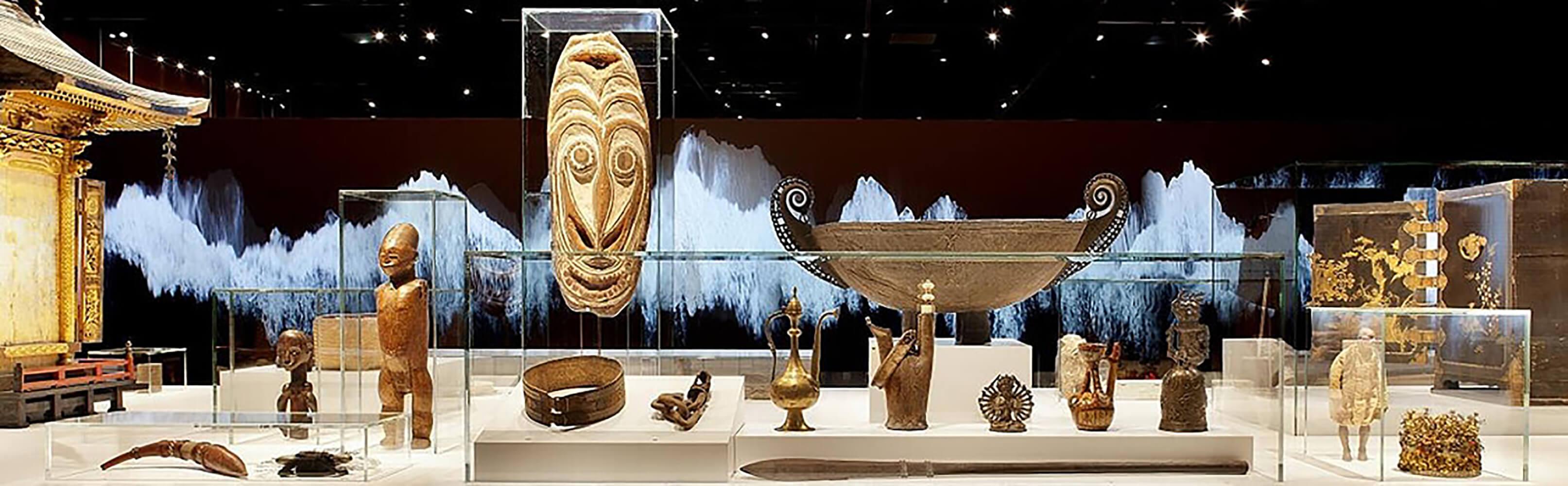 MEG - Musée d'ethnographie de Genève 1