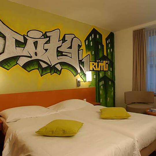 Vorschaubild zu Sorell Hotels Switzerland - 17 Mal einzigartig und individuell