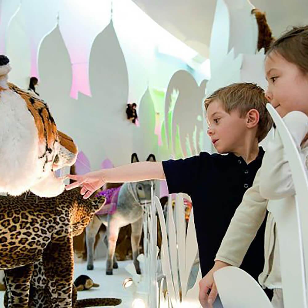 Steiff Museum - Eine Erlebniswelt für die ganze Familie
