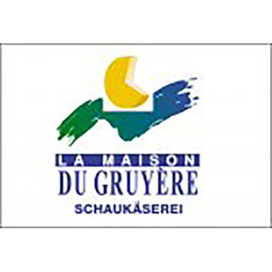 Logo zu La Maison du Gruyère