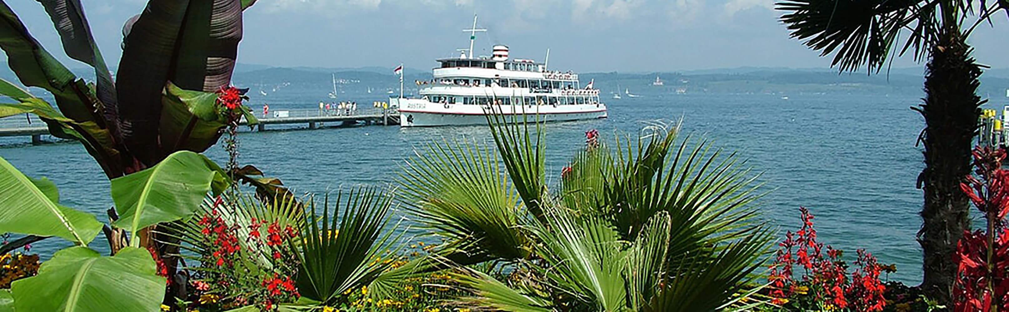 Insel Mainau - Die Blumeninsel im Bodensee 1