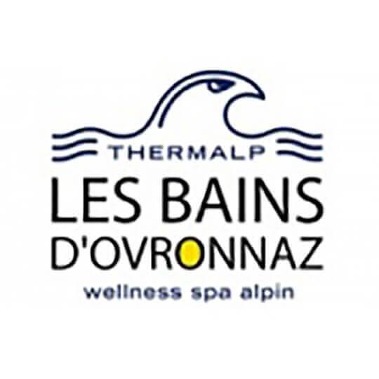 Logo zu Thermalp les Bains d'Ovronnaz