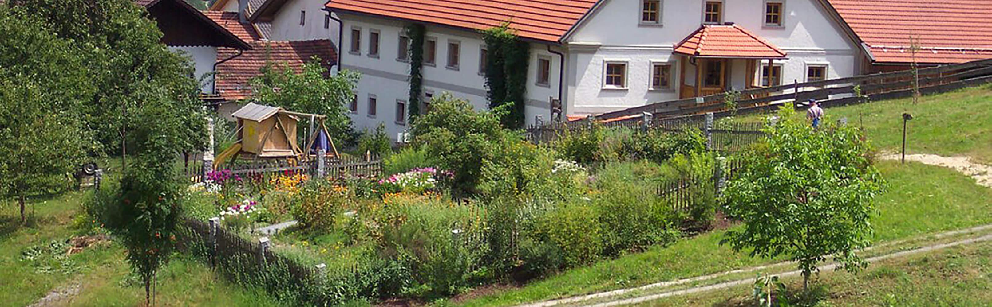 Urlaub auf dem Bauernhof - Kräuterhof im Bayerischen Wald 1