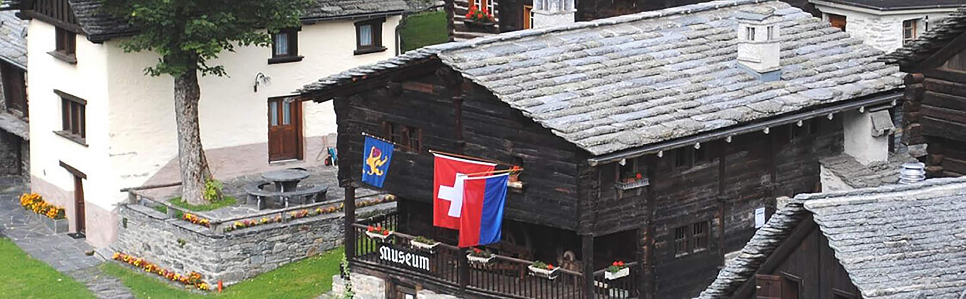 Walserhaus Bosco Gurin 1