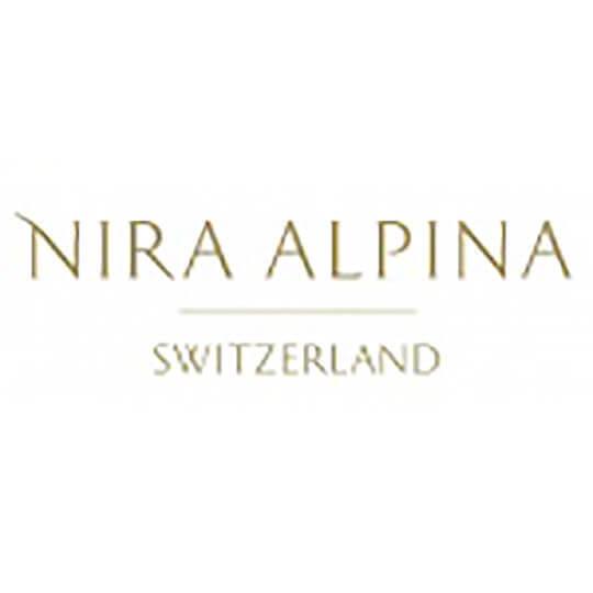 Logo zu Nira Alpina Hotel im Engadiner Ort Surlej