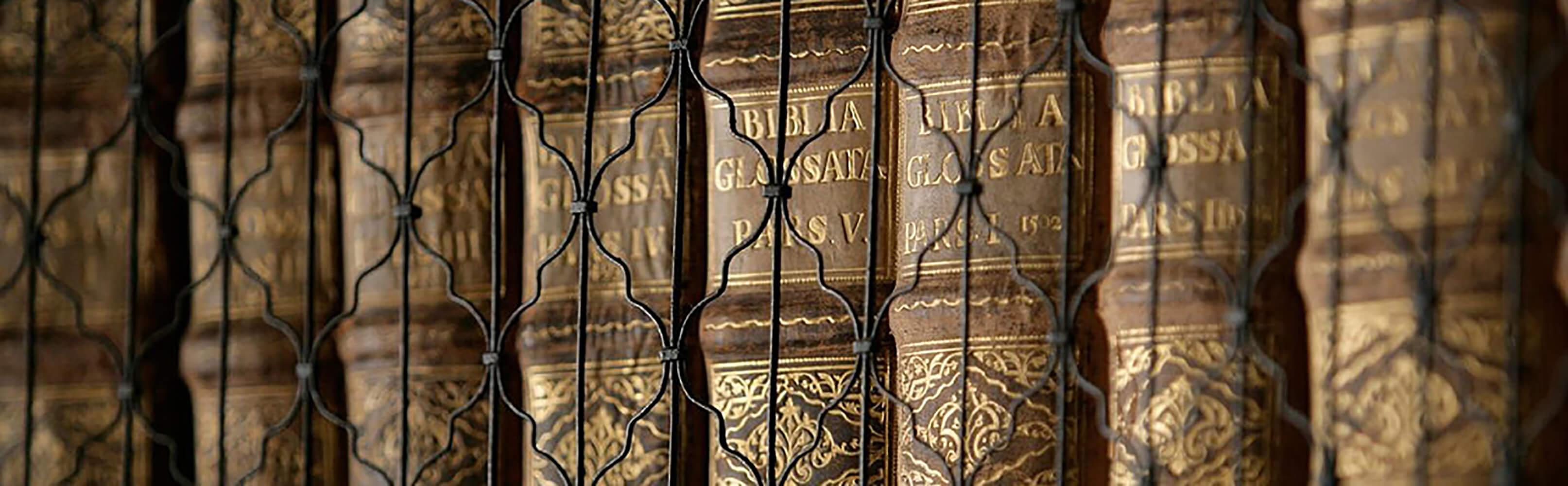 Stiftsbibliothek Kloster St. Gallen 1
