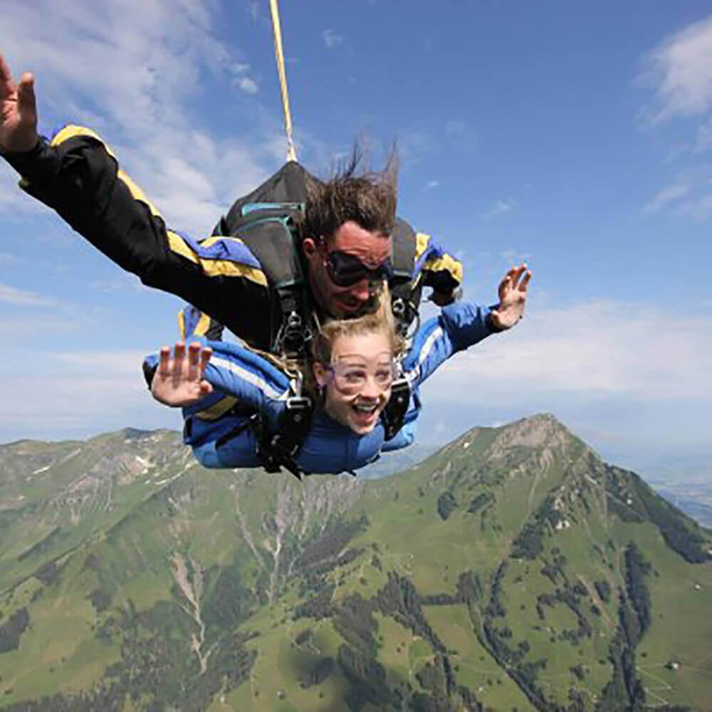 Flugerlebnisse in der ganzen Schweiz