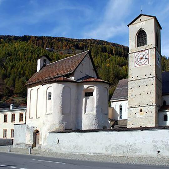 Vorschaubild zu Benediktinerkloster St. Johann