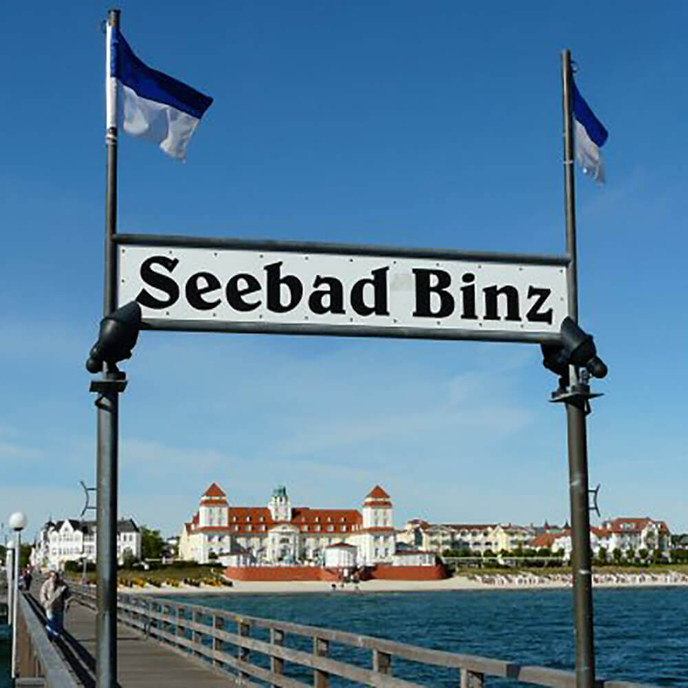 Gemeinde Ostseebad Binz - Kurverwaltung