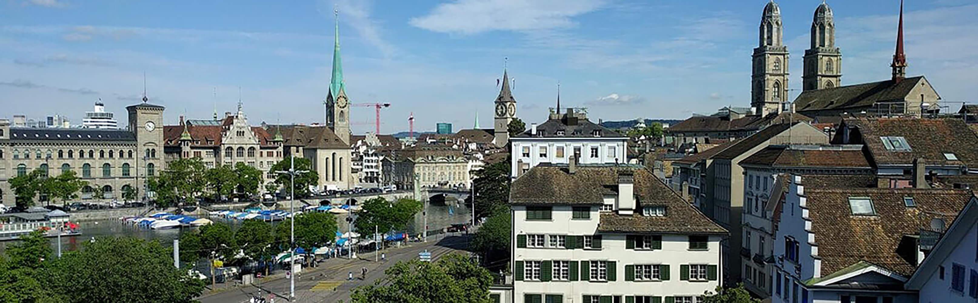 Altstadt Zürich 1