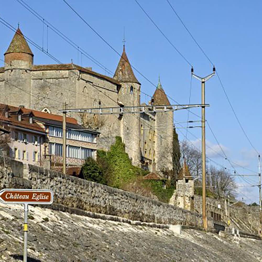 Le Château de Grandson