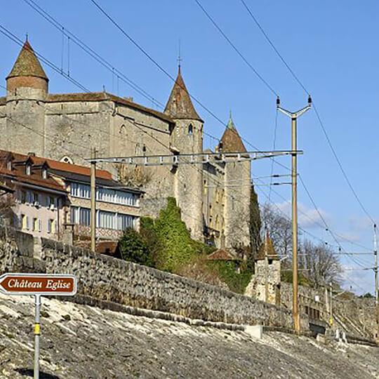 Vorschaubild zu Le Château de Grandson