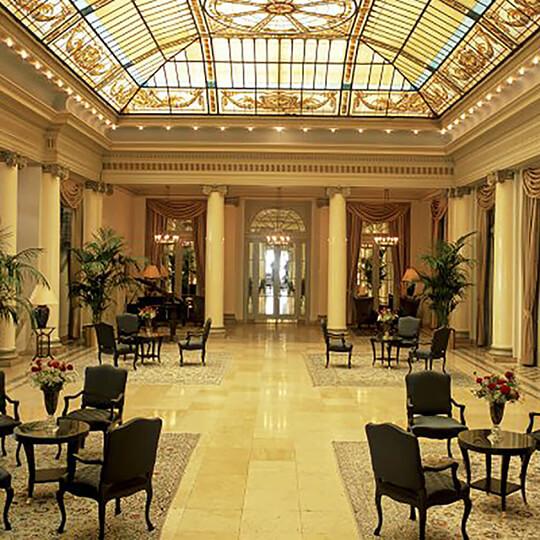 Vorschaubild zu Bellevue Palace