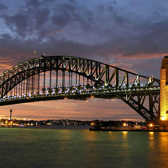 Vorschaubild zu Sydney Harbour Bridge