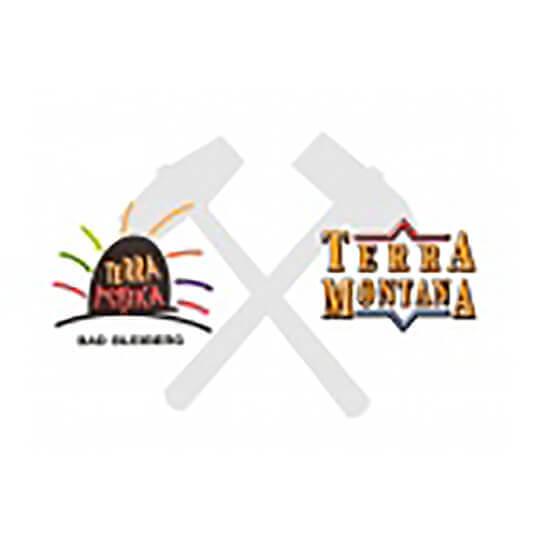 Logo zu Schaubergwerke Terra-Mystica & Montana