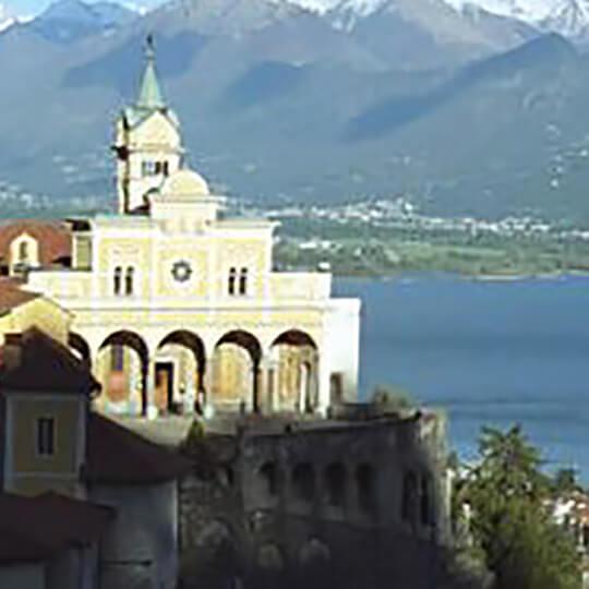 Vorschaubild zu Altstadt und Madonna Del Sasso Locarno/Orselina