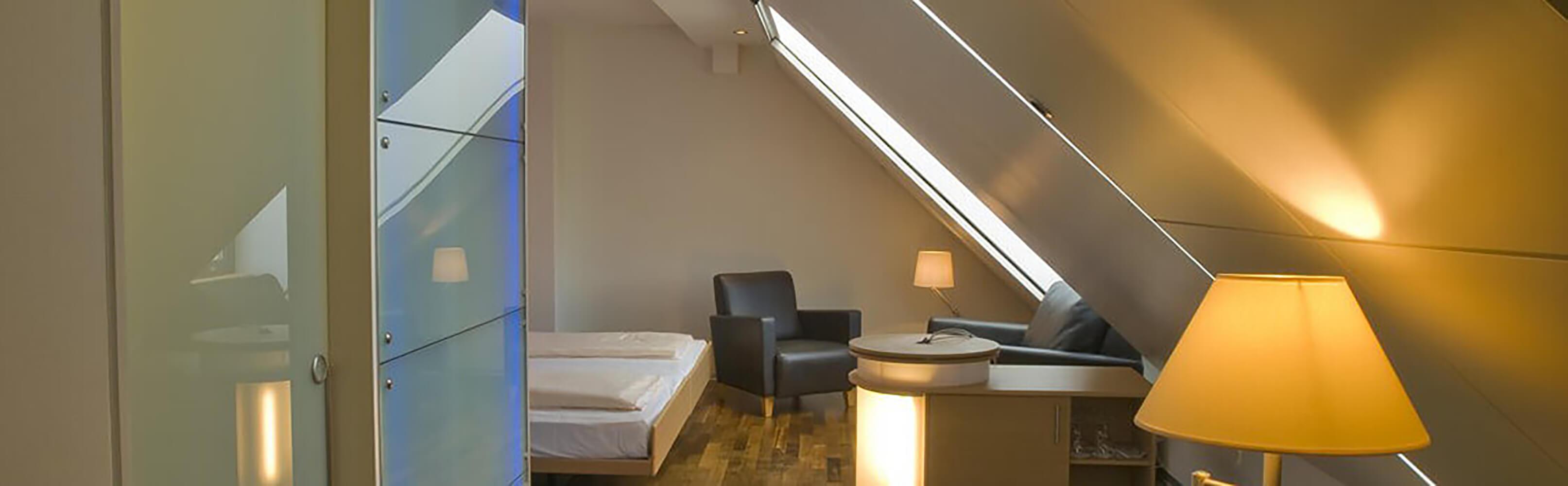 Hotel Coronado Zürich 1