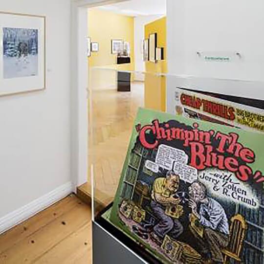 Vorschaubild zu Cartoonmuseum Basel