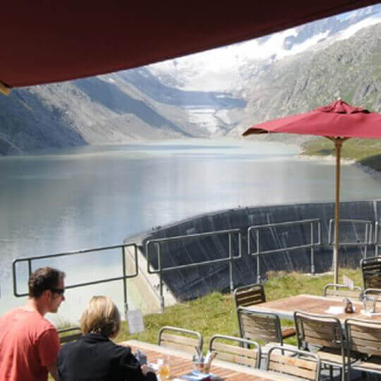 Oberaar Berghaus und Restaurant ein Erlebnis in der Grimselwelt 10