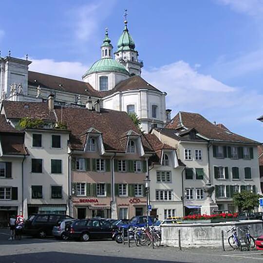 Vorschaubild zu Hist. Altstadt / St. Ursenkathedrale