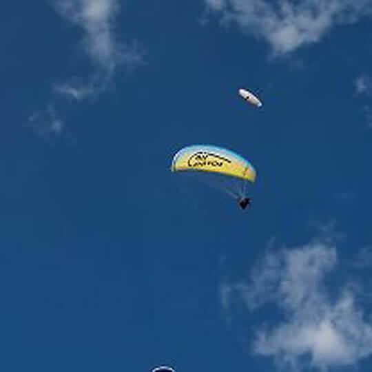 Vorschaubild zu Air-Davos Paragliding
