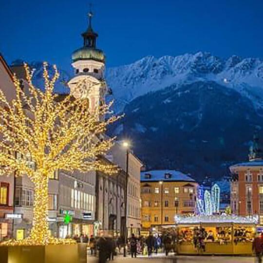 Vorschaubild zu Bergweihnacht Innsbruck