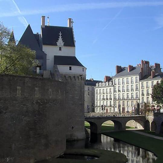 Vorschaubild zu Schloss Nantes