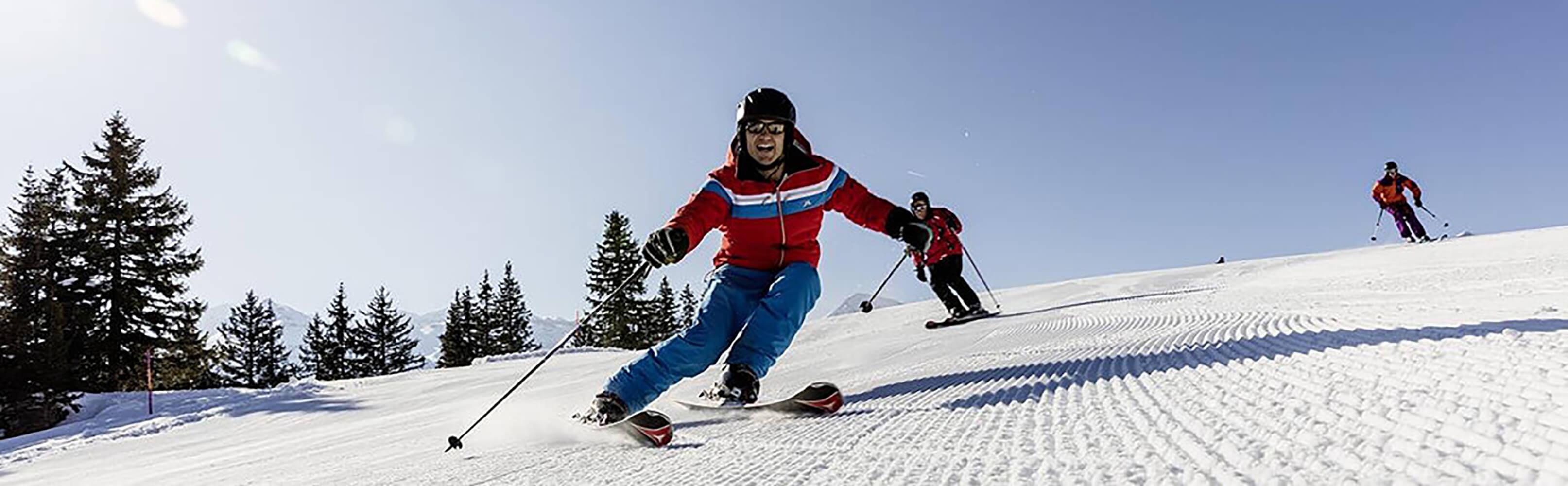 Lenk - Vielfältiges Schneesportvergnügen 1