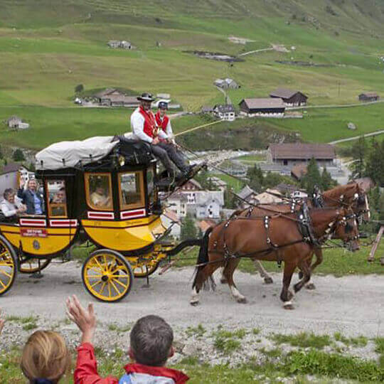 Wander- und Veloland Schweiz mit SwissTrails 10