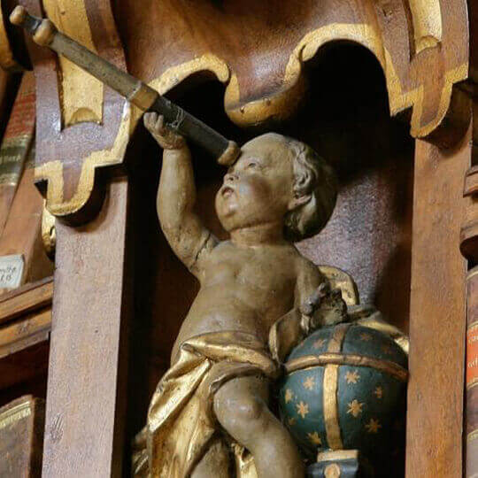 Stiftsbibliothek Kloster St. Gallen 10