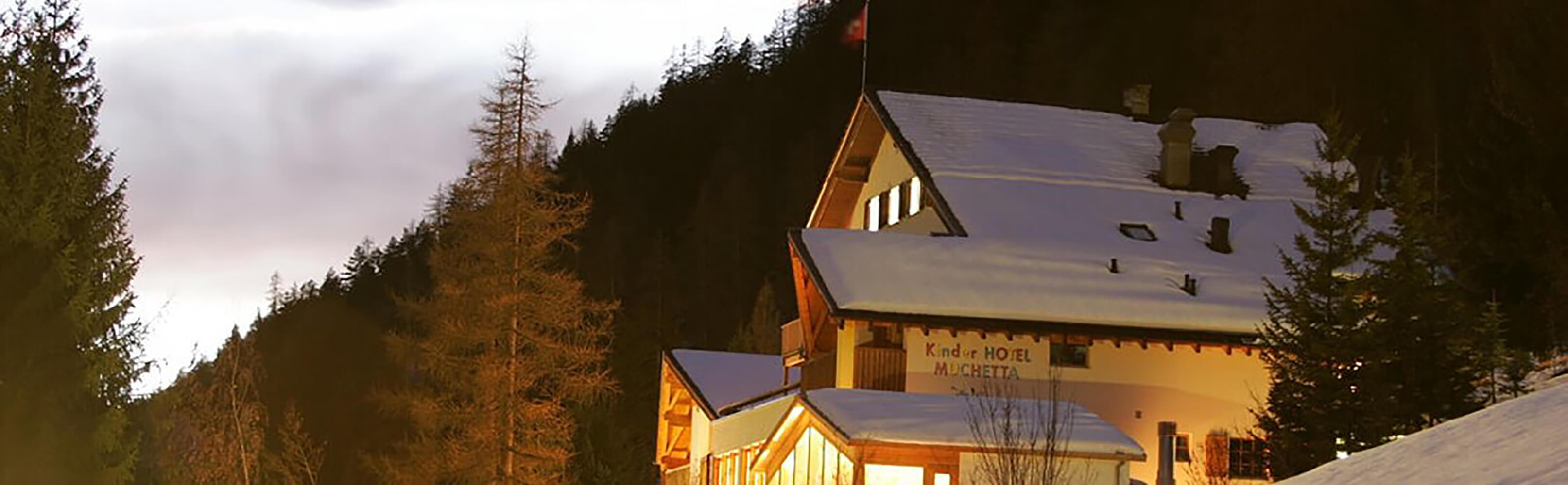 Apart- und Kinderhotel Muchetta - Ferien für die ganze Familie 1