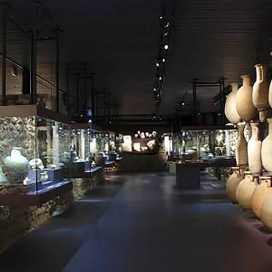 Musée romain - Römisches Museum Nyon