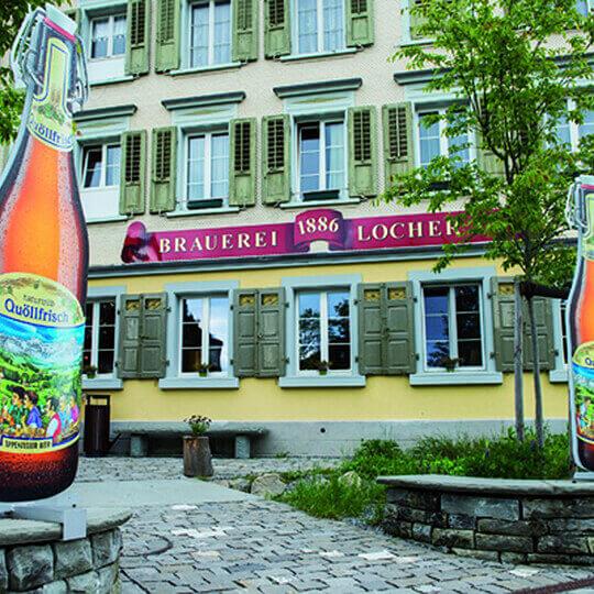 Besucherzentrum Brauquöll Appenzell 10