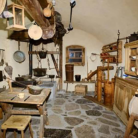 Vorschaubild zu Ortsmuseum Obervaz