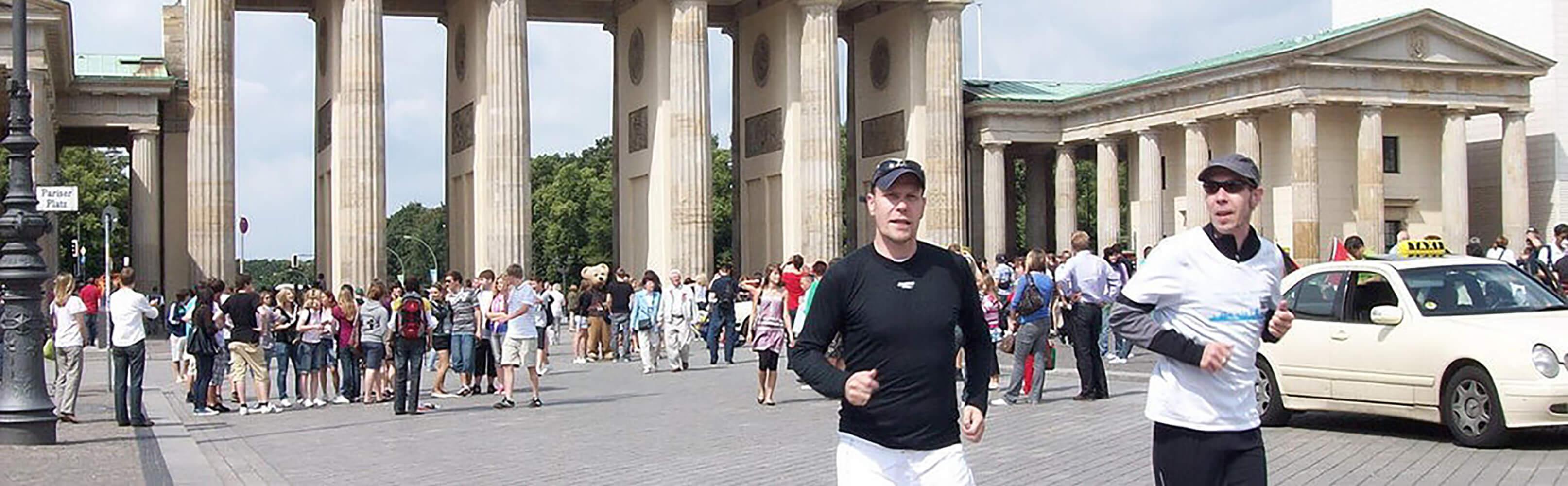 SJSW Sightjogging / Sightwalking Berlin - sportliche Stadtführungen 1