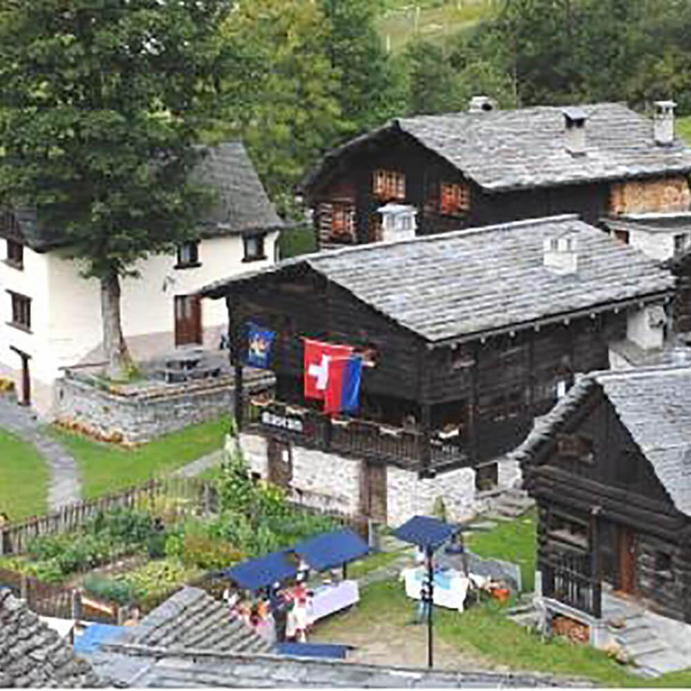 Walserhaus Bosco Gurin