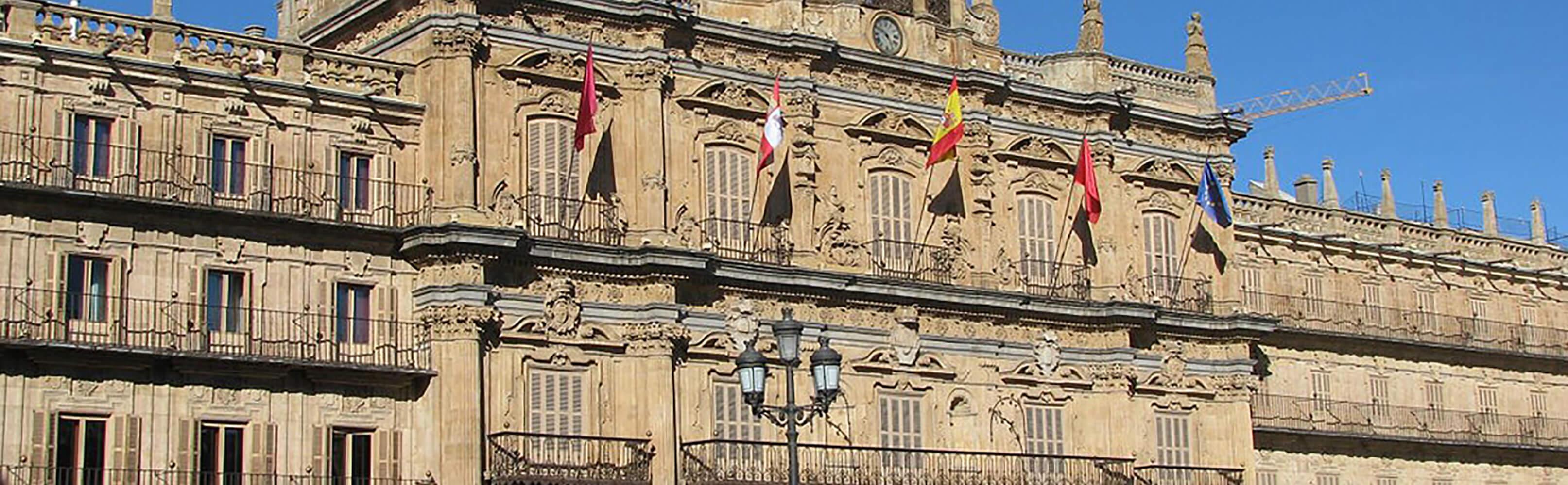 Plaza Mayor de Salamanca 1