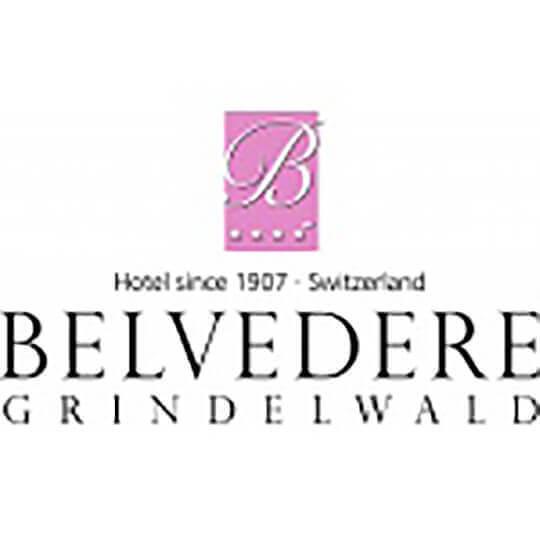 Logo zu Wellness im Hotel Belvedere Grindelwald - Entspannung für die ganze Familie